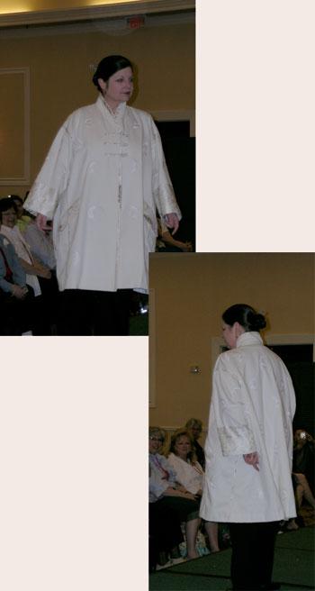 AEC fashion show