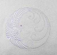 snowy egret design