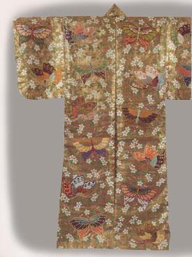 Noh kimono