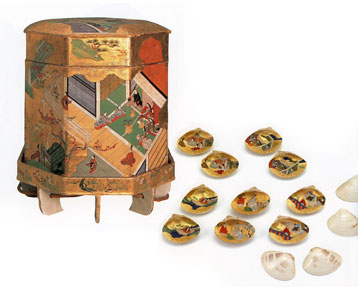 kaiawase clam shell game