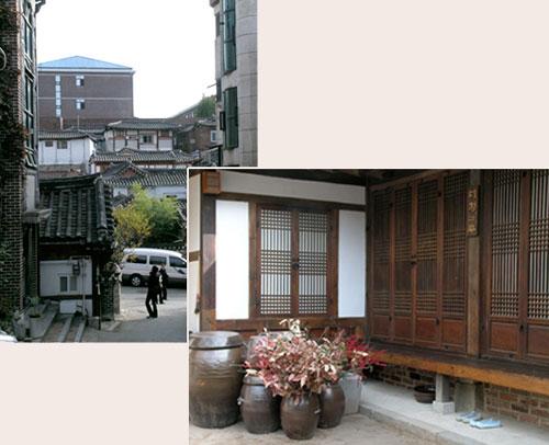 architecture in Seoul