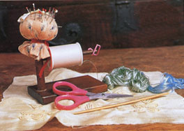 Korean sewing tools